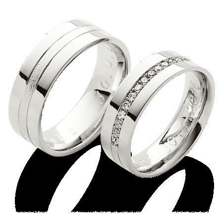 Jednoduche Moderni Prsteny